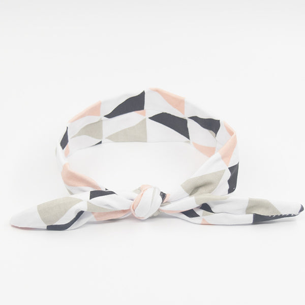 Patterned Headwraps - Hugo & Co.