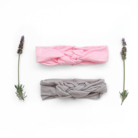 Knotted Headwrap - Hugo & Co.