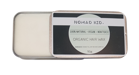 Nomad Kid Hair Wax 50g - Hugo & Co.