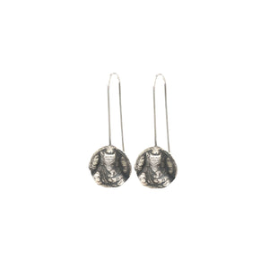 Buddha Elephant Earrings