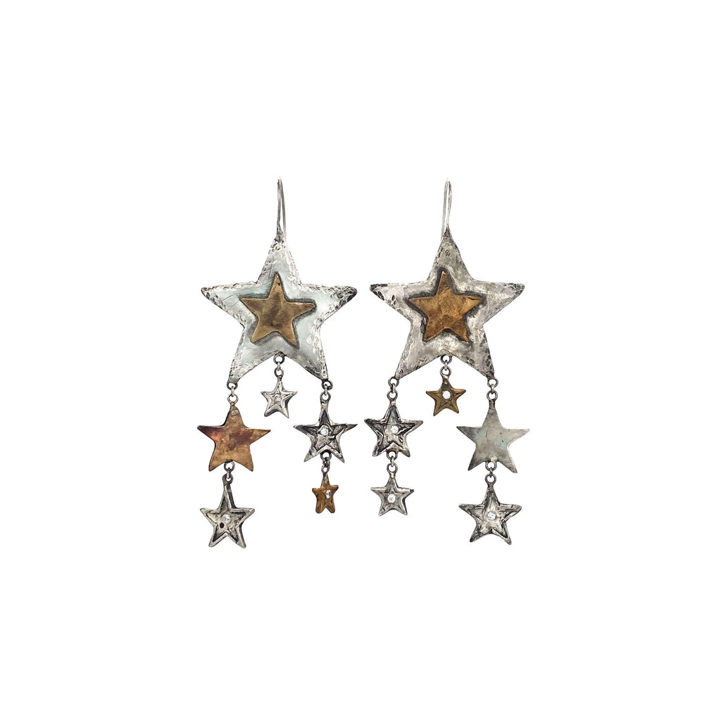 Star Shower Earrings