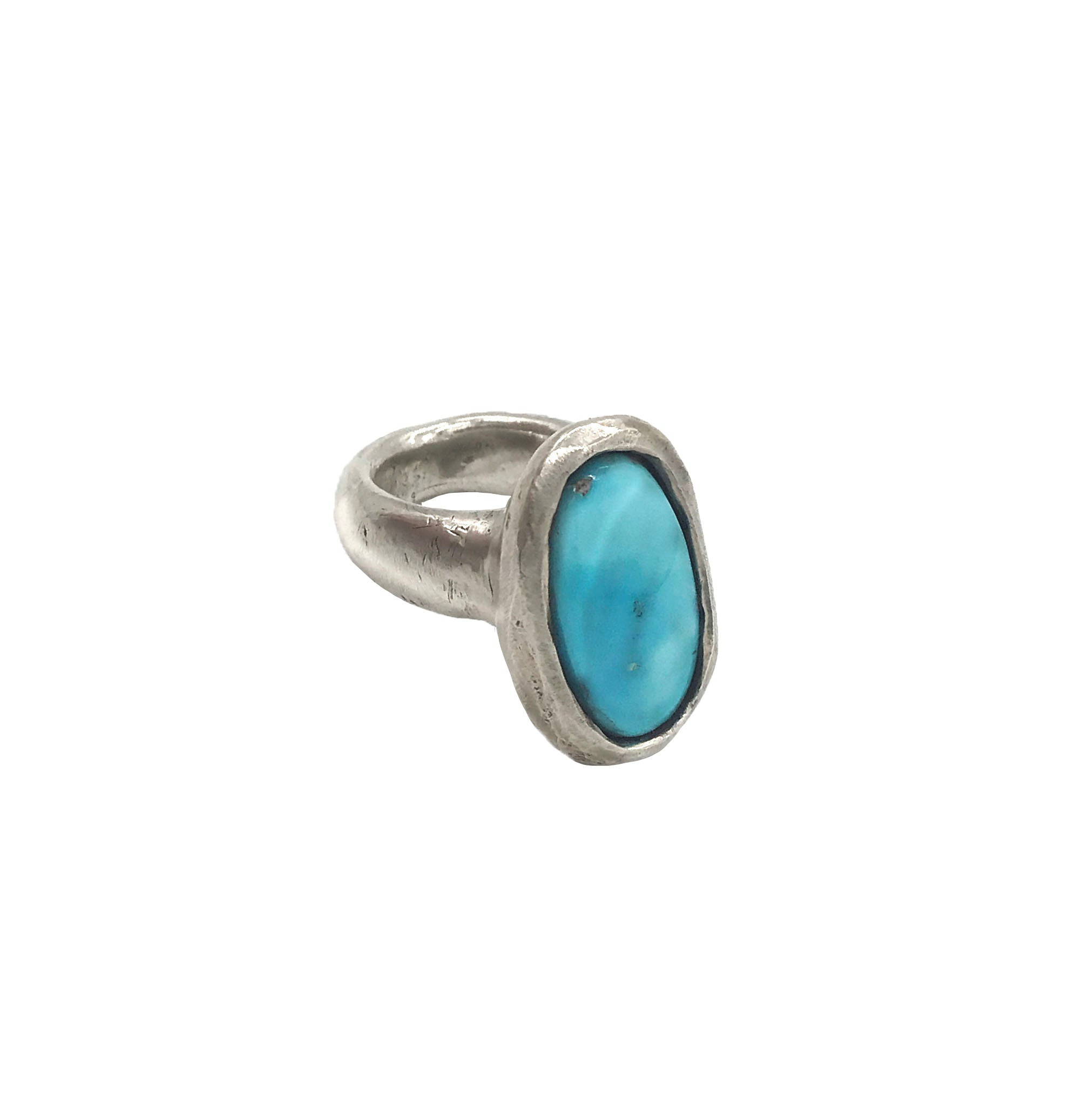 Blue Ridge Turquoise Oval Ring