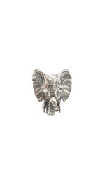 Diamond Elephant Ring