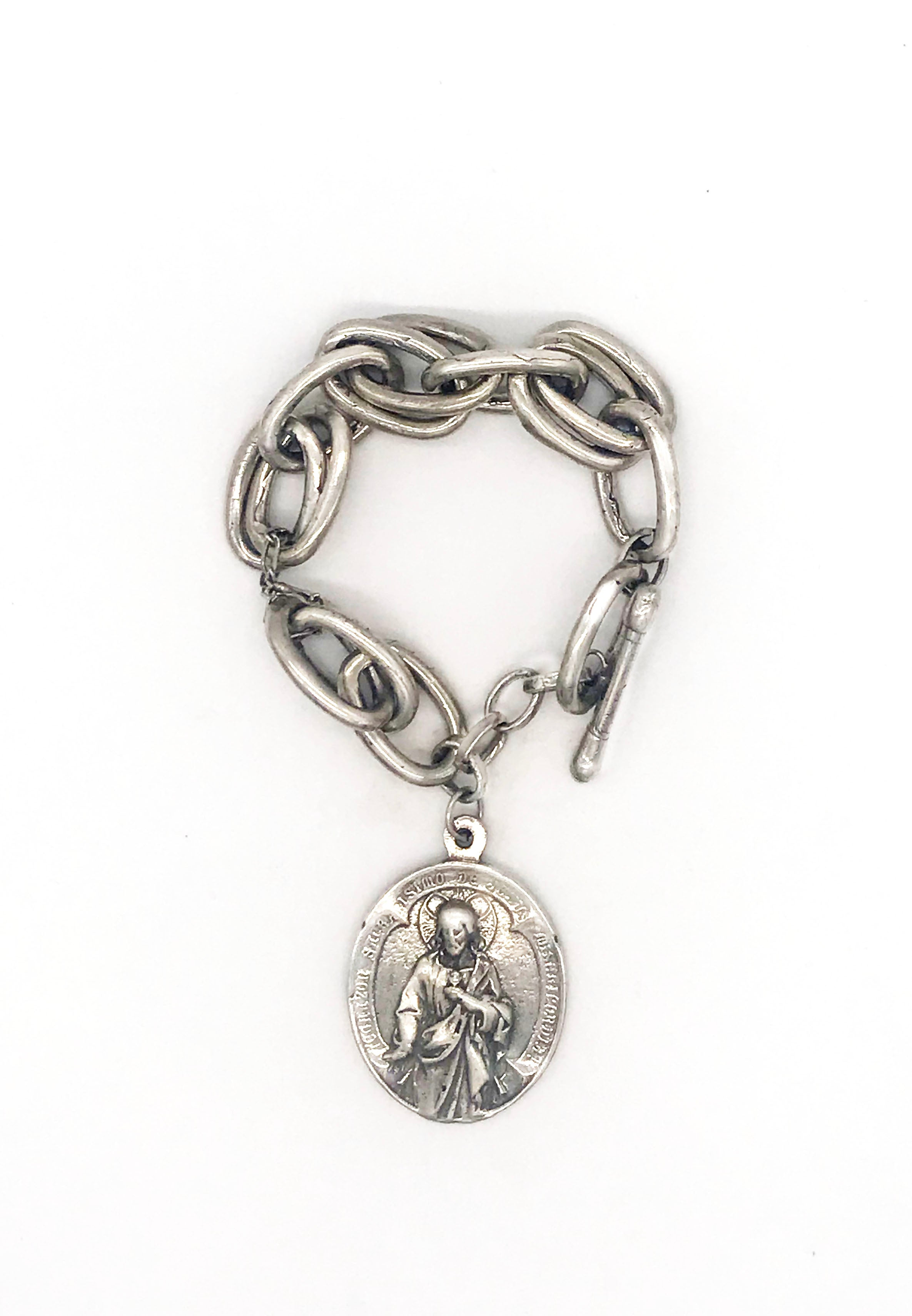 Lady of Guadalupe Chain Bracelet