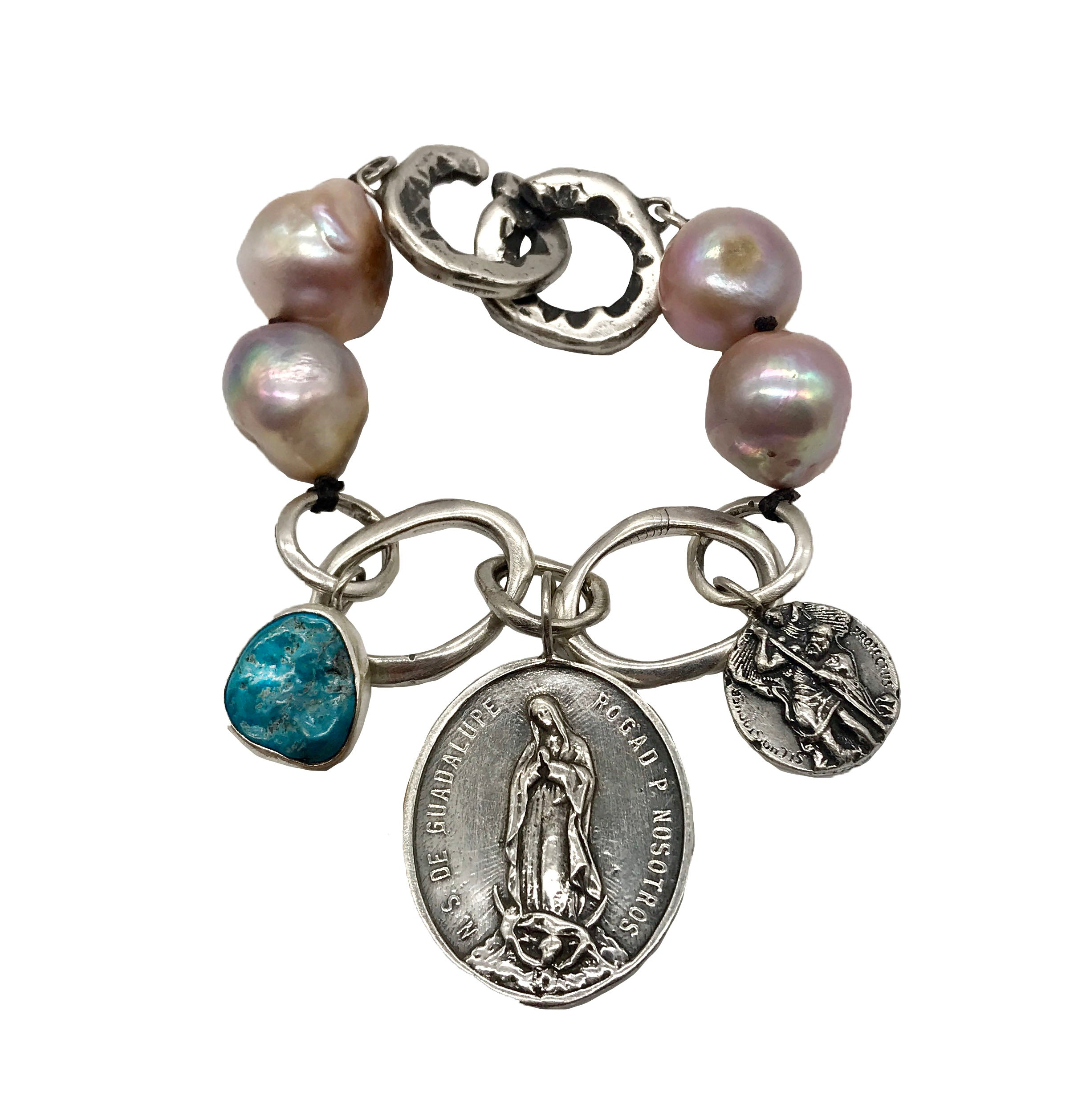 Guadalupe Pearl Bracelet