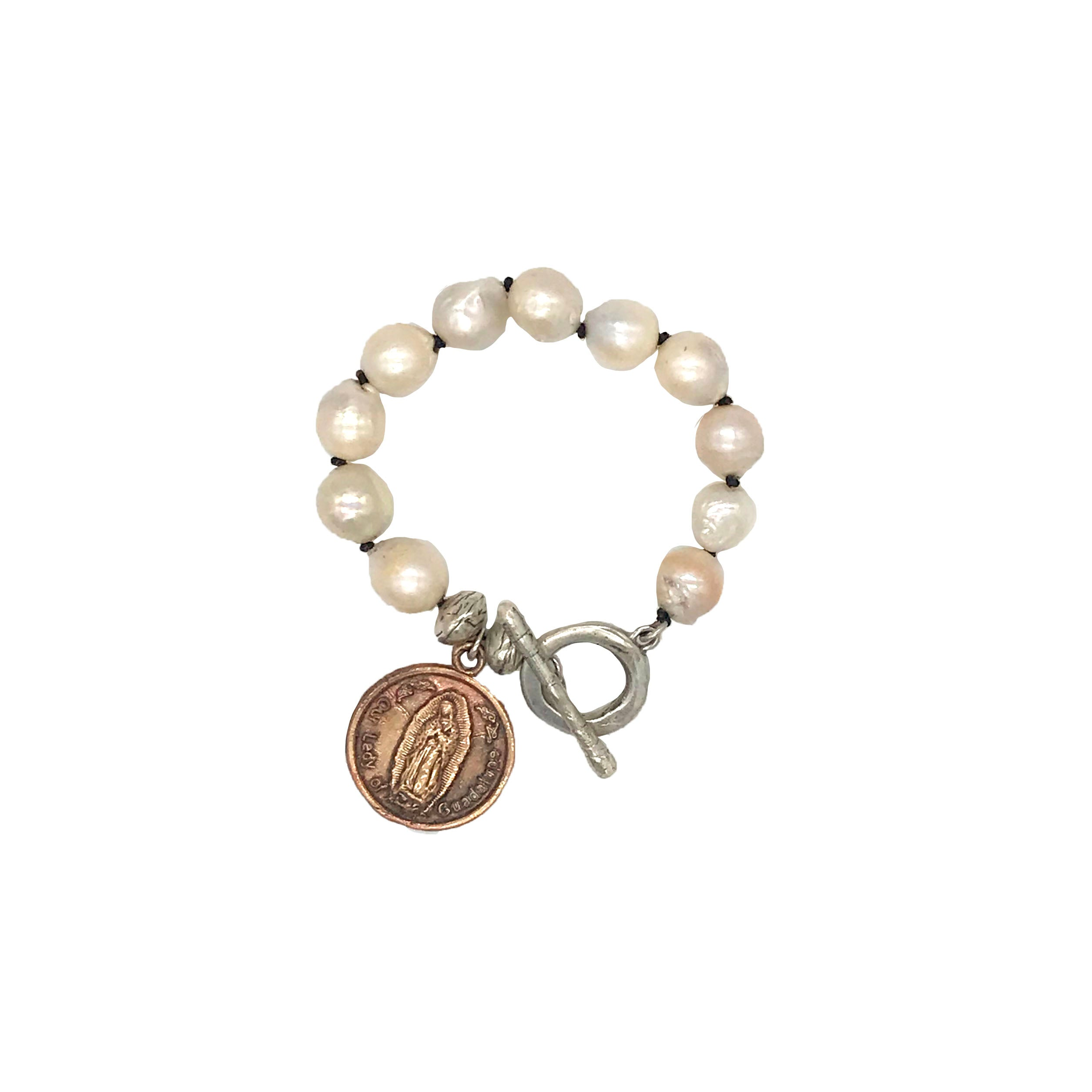 Baroque Pearl Guadalupe Bracelet