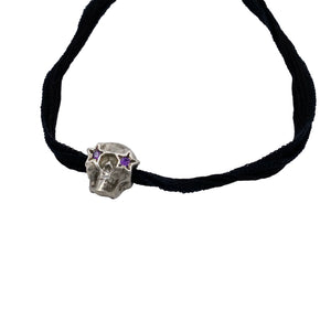 Wrapt Up Amethyst Bracelet