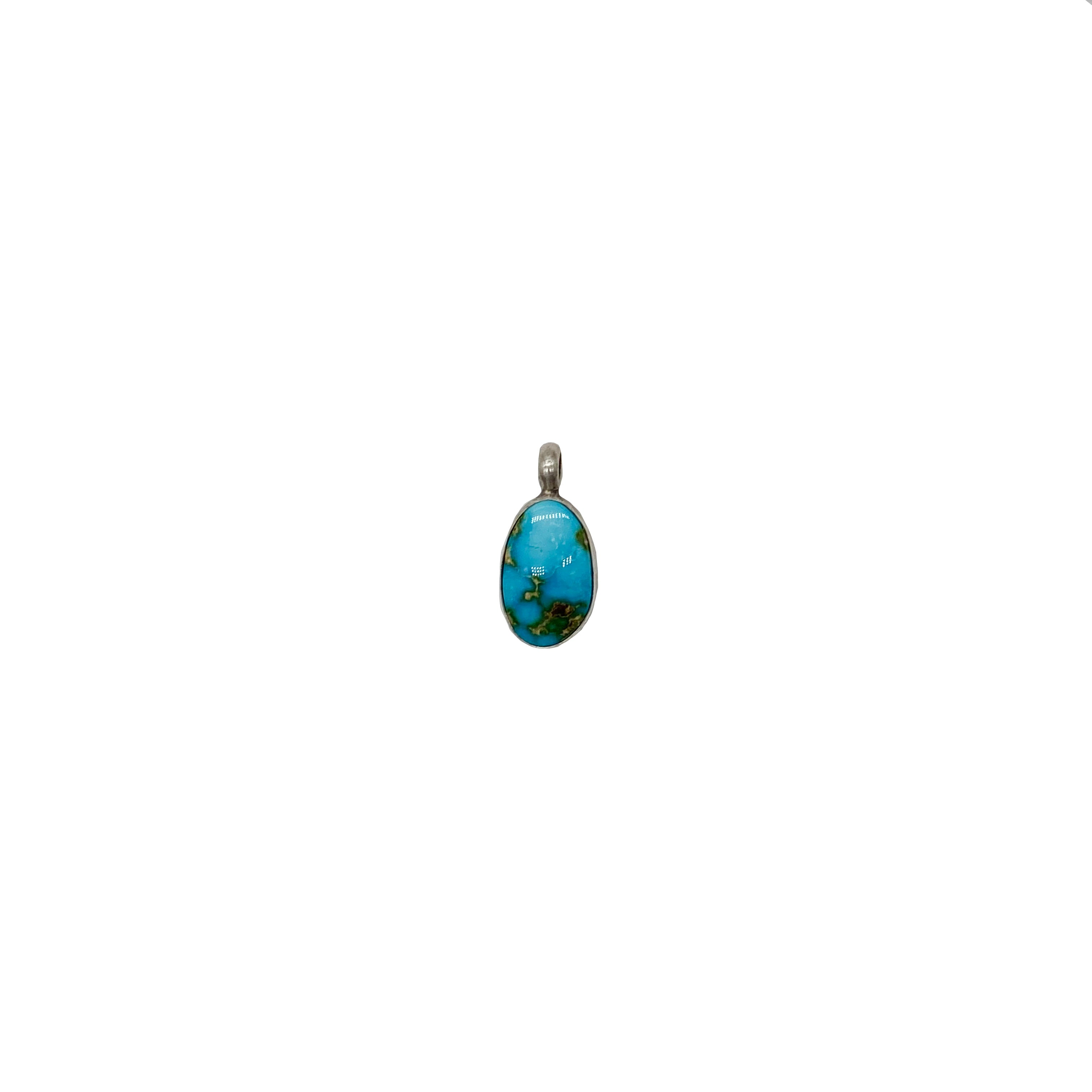 Sonoran Gold Turquoise Charm