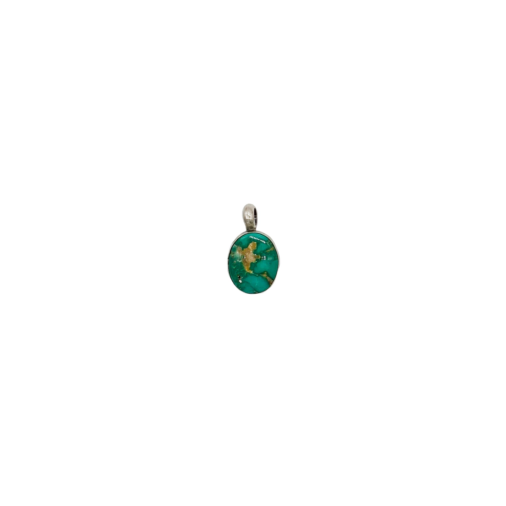 Emerald Valley Turquoise Charm