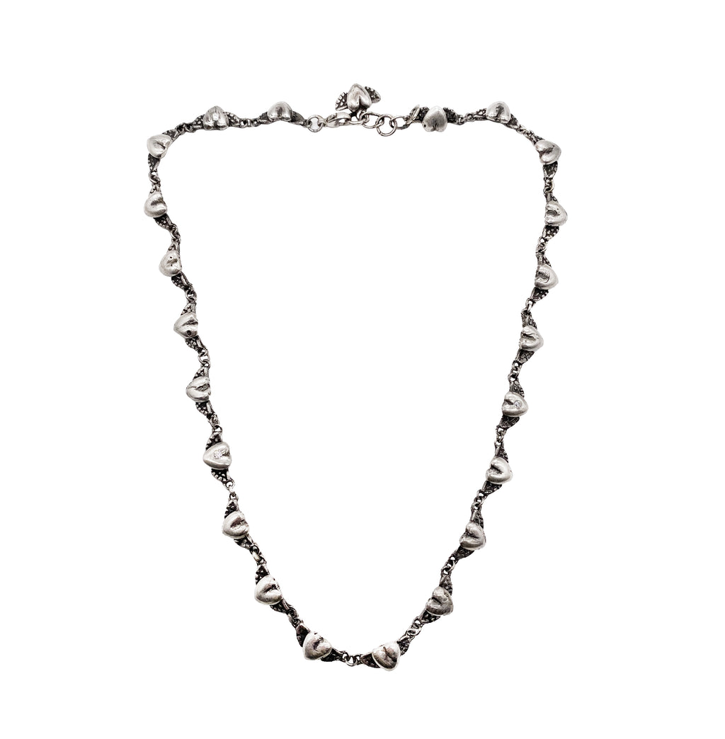 Flying Hearts Choker
