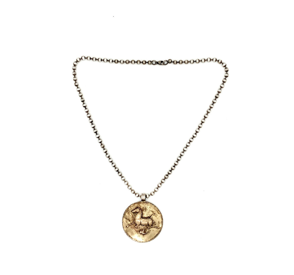 Horse Club Necklace