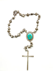 Cross Bead Rosary