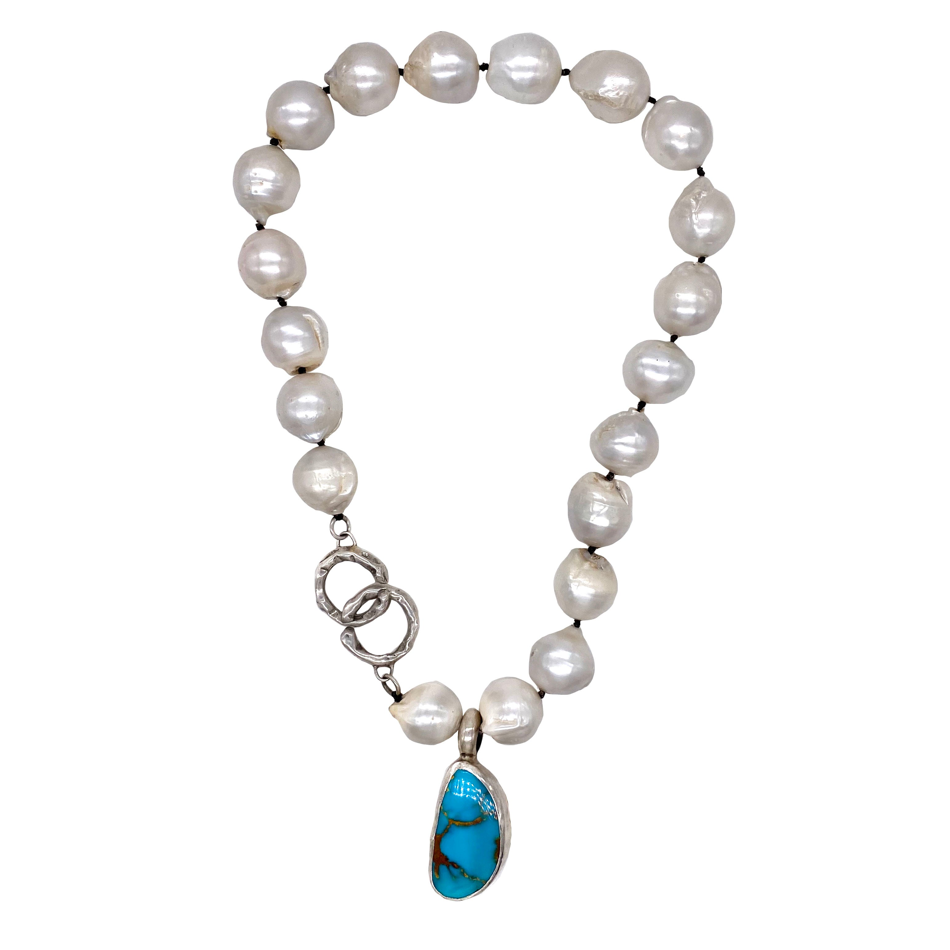 Royston Pearl Necklace