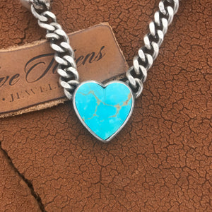Be Still, My Heart Necklace - LTJ Exclusive