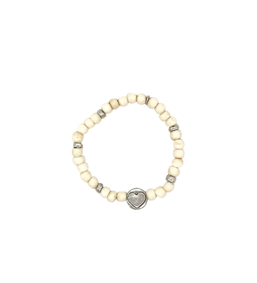 Bone Stretch Bracelet - LTJ Exclusive