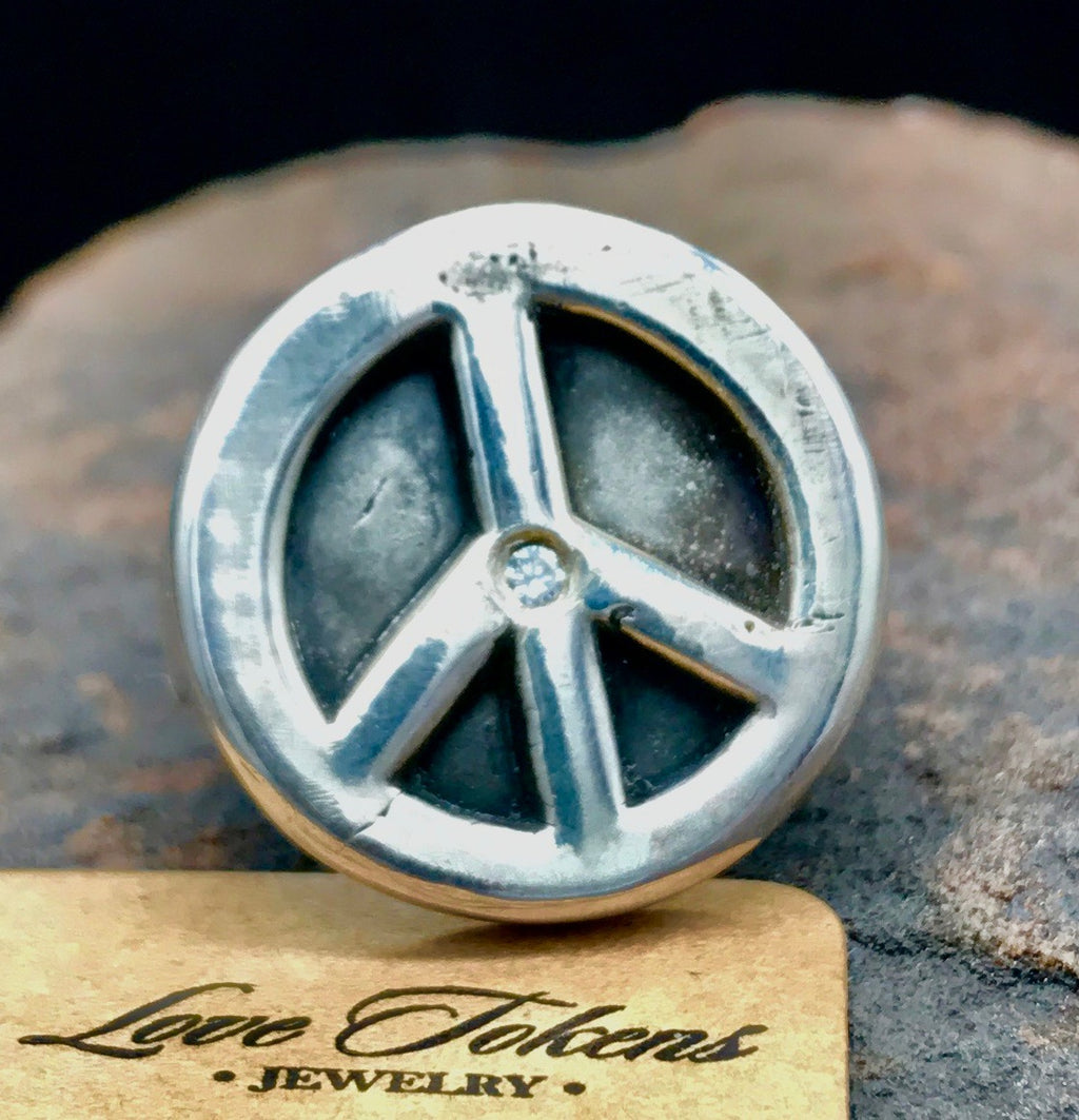 SS Peace Ring