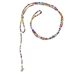 Trade Bead OK Rosary Necklace - LTJ Exclusive