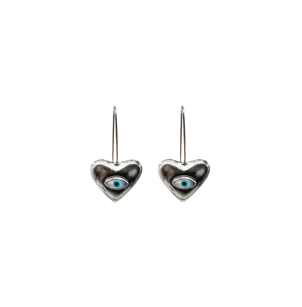 Eye on your heart Earrings