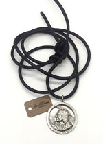 Leather Brave Necklace - LTJ Exclusive