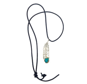 Fly like a Feather Necklace - LTJ Exclusive