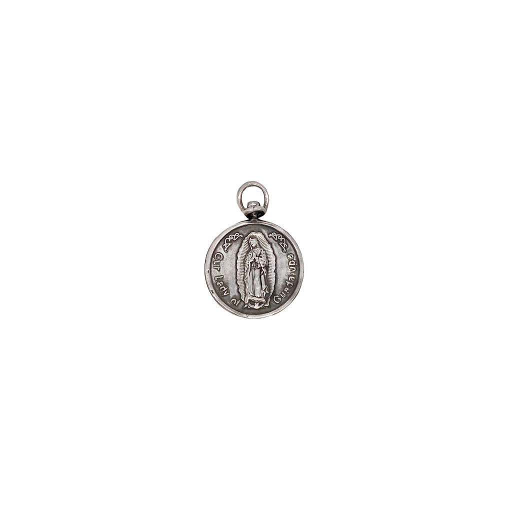 Lady of Guadalupe Charm