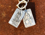 Our Lady of Mount Carmel Pendant