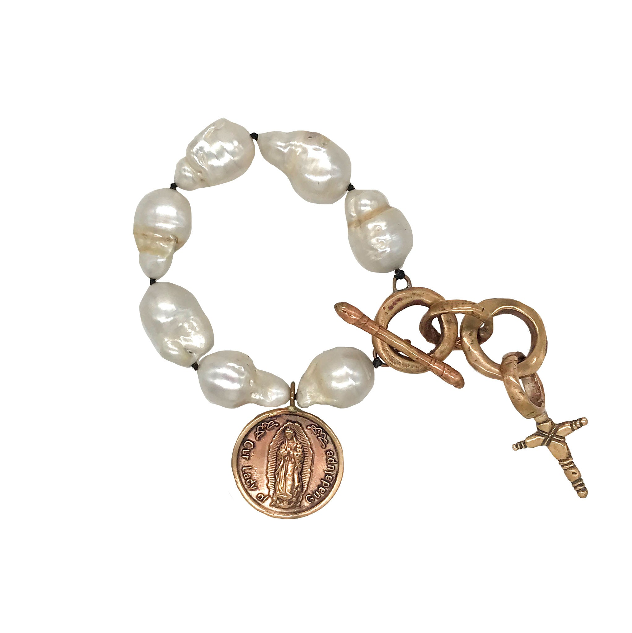 Pearl Guadalupe Bracelet