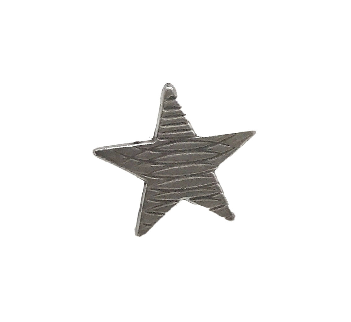 Star Hat Pin