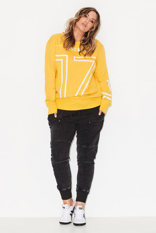 17 SWEAT YELLOW \\  PRE ORDER