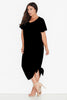 Basic Maxi dress- Black 17 Sundays