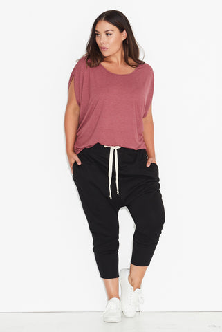SEAMED HAREM PANT 17 Sundays