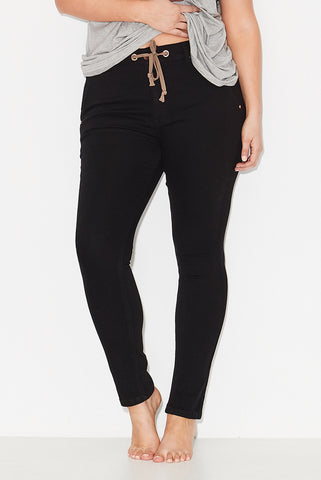 Anti Fit jeans- Black