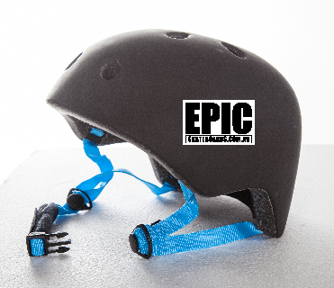 Epic Helmet - Safety Gear from Smart Skate n' Cycle