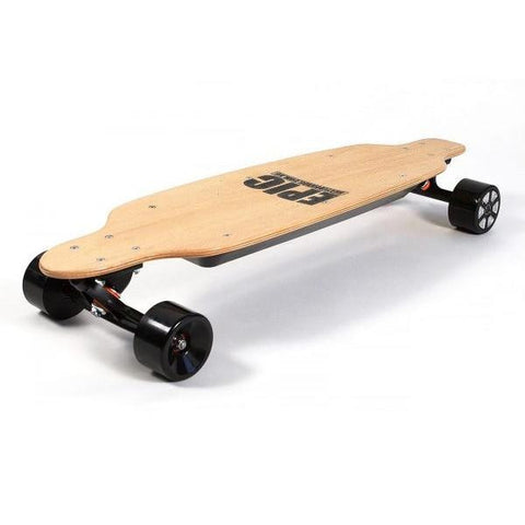 Epic Racer 2800w Pro Hub Electric Skateboard/Motorized Longboard - Smart Skate n Cycle