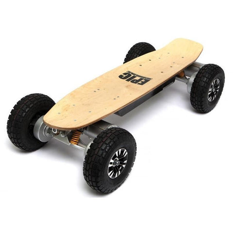 The Dominator 900w Pro Electric Skateboard from Epic - Lithium Battery - Smart Skate n Cycle