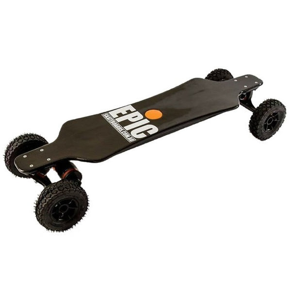 Epic Racer 3200 Carbon Dual Pro Electric Longboard | Smart Skate n Cycle Australia