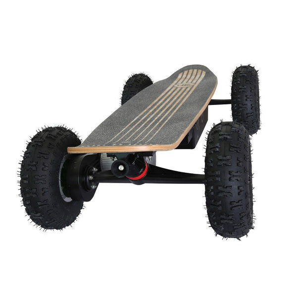 Fiik Big Daddy Electric Skateboard 14ah SLA Battery - Smart Skate n Cycle