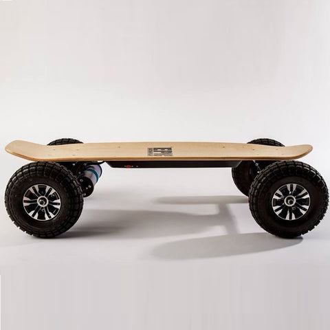 The Dominator 4000w Pro Electric Skateboard from Epic - 2 x 2000w motors - Smart Skate n Cycle Australia