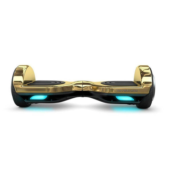 "Sky Walker Self-Balancing Scooter/Board, Segway or Hoverboard 6.5"" BONUS Sky Bag -Gold- Smart Skate n' Cycle Australia"