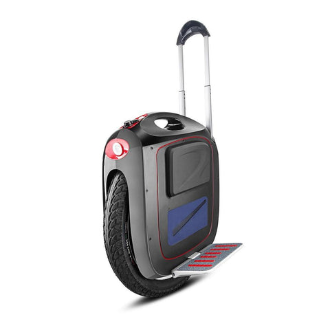 "Gotway Msuper v3 18"" 820wh 1500w Electric Unicycle/Uni-wheel Self-balancing Scooter - Smart Skate n Cycle"