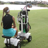 GSC Electric Golf Skate Caddy with Seat - Smart Skate n' Cycle Australia