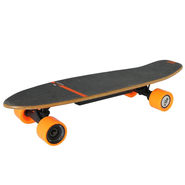 Mini Fiik Electric Skateboard, the World's Lightest eSkateboard - Smart Skate n Cycle