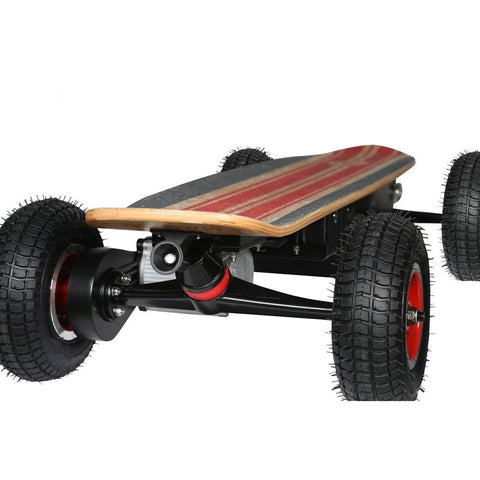 Fiik Street Surfer Electric Skateboard 30ah Lithium Battery - Smart Skate n Cycle Australia