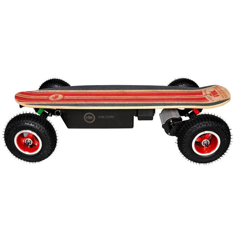Fiik Street Surfer Electric Skateboard 14ah Lithium Battery - Smart Skate n Cycle Australia