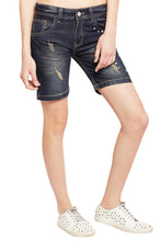 Load image into Gallery viewer, Kopyneko Women's Denim Casual Shorts