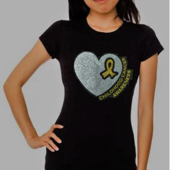 LADIES Heart Awareness Tee