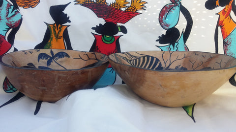 Beautiful Bowls from Cape Town!