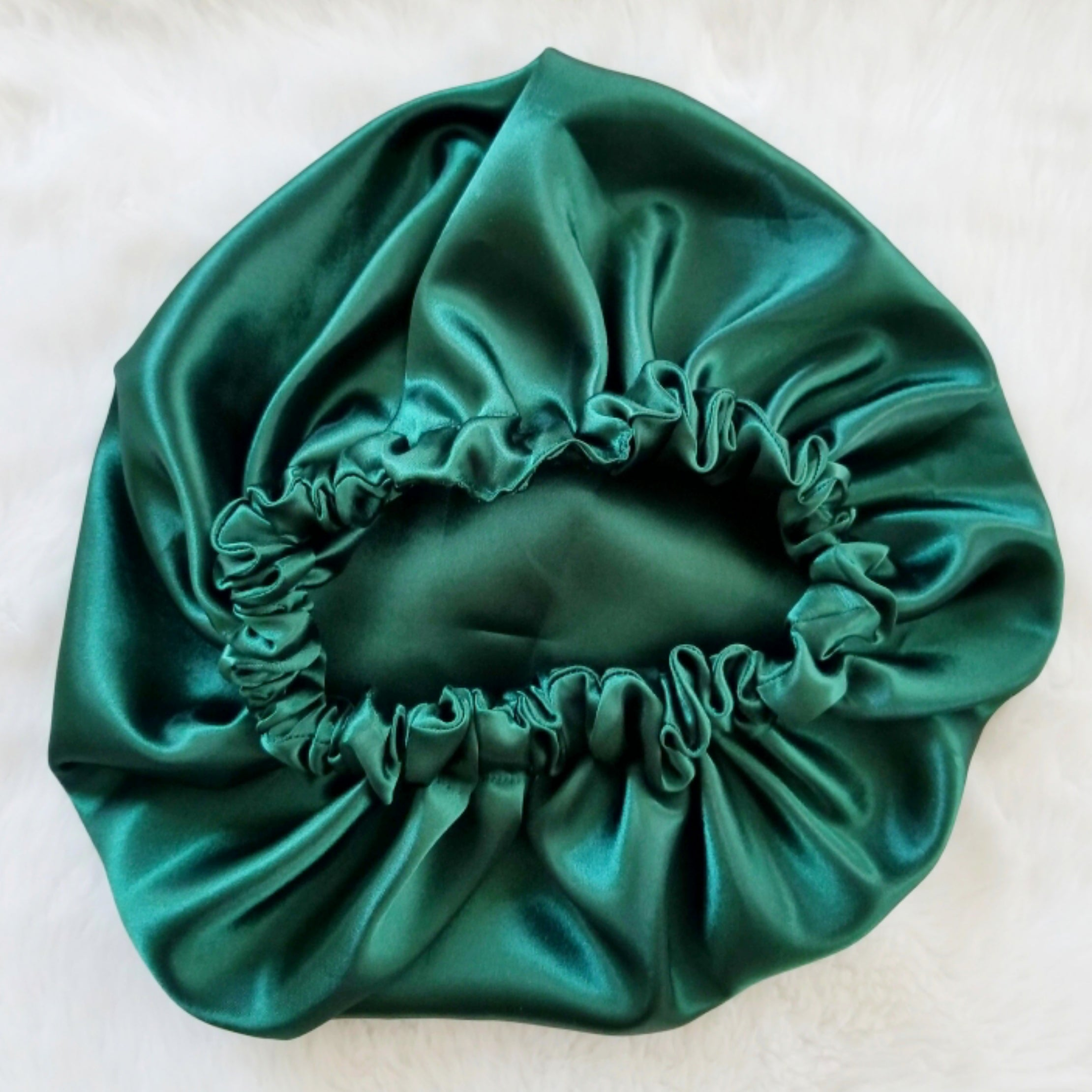 Double Sided Satin Bonnets