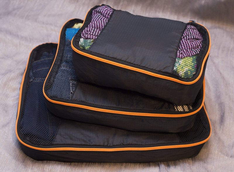 Set of 3 Packing Cubes