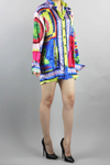 Color Me Bold Shirt Dress - boudoirnyc.com
